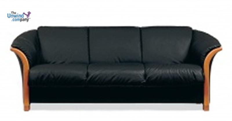 Ekornes Manhattan 3 Seat Sofa   Stress-free Delivery