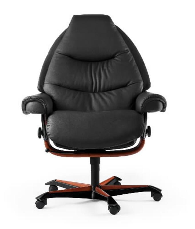 Strange Ekornes Stressless Voyager Office Chair Pain Free Nationwide Delivery Machost Co Dining Chair Design Ideas Machostcouk