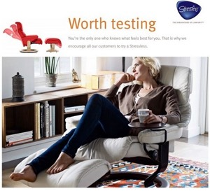 Ekornes Stressless Worth Testing Image