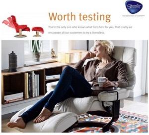 Ekornes Stressless Worth Testing Image