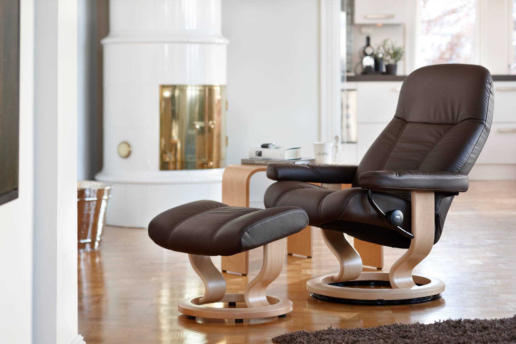 Stressless Consul and Diplomat Recliner