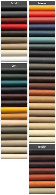 All Stressless Leathers