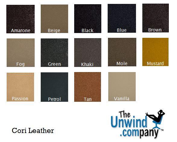 Cori Leather- New to Ekornes in 2015