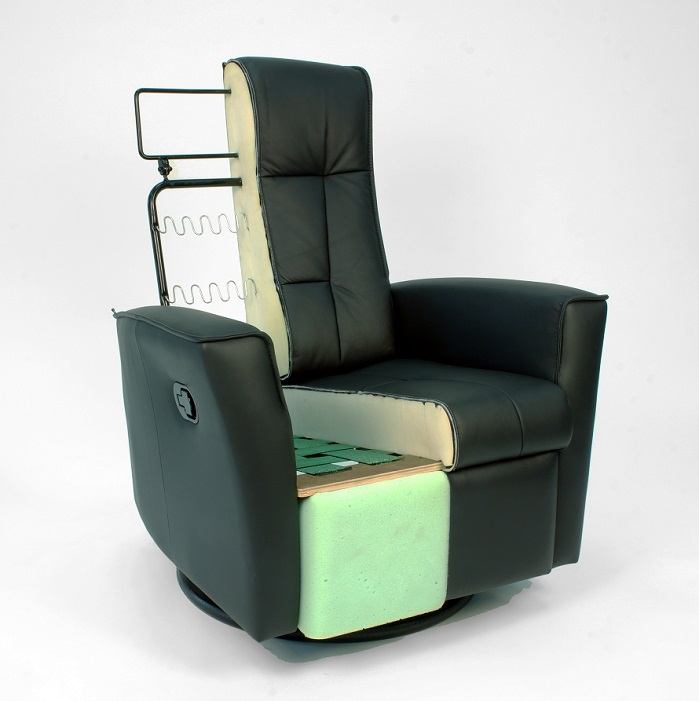 Let's look at what makes the Fjords Swing Relaxer the most comfortable recliner.