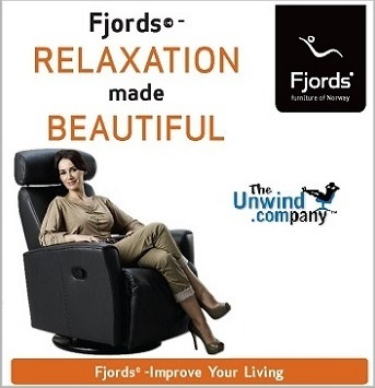 Best Norwegian Leather Recliners- Fjords Swing Relaxers