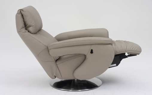 himolla-basie-recliner-with-integrated-footrest-extended image