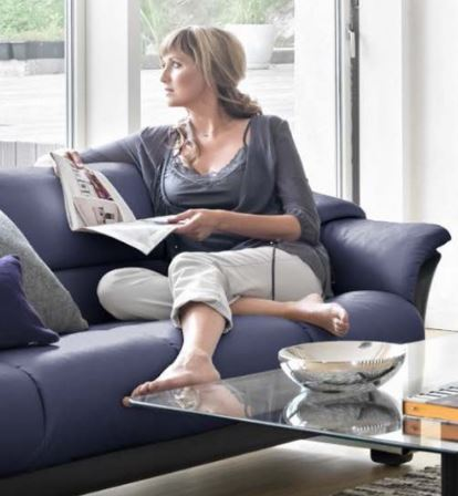 Enjoy peace and comfort with your new Stressless Pause Furniture.