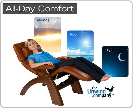 Human Touch Zero Gravity Perfect Chair- PC 410 Recliner