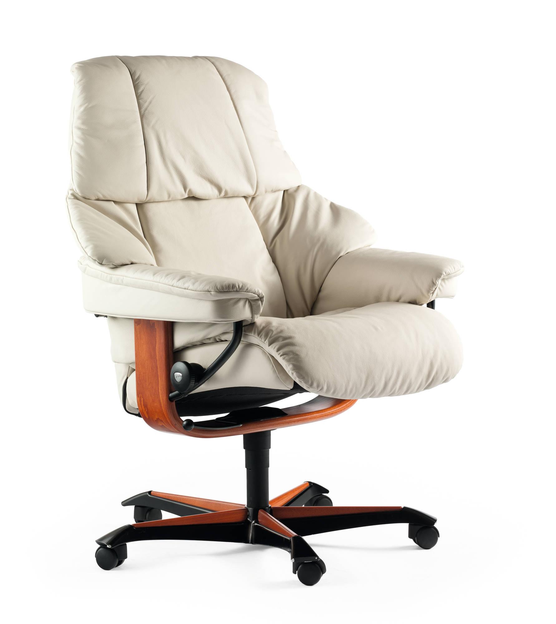 Reno Recliner Office Chair by Ekornes