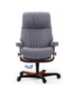 Stressless Crown Office Chair- Small Image