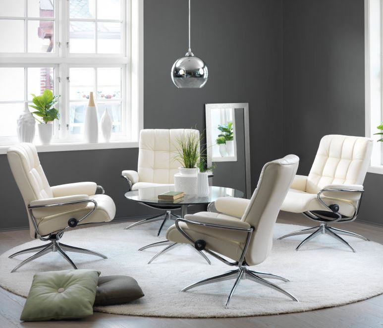 Stressless London Recliners- Choose Comfort and Save.
