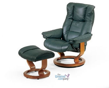 Enjoyable Stressless Mayfair Small Chair With Ottoman Authorized Discounts Pdpeps Interior Chair Design Pdpepsorg