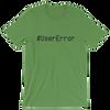 #UserError