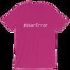 #UserError (White Letters)