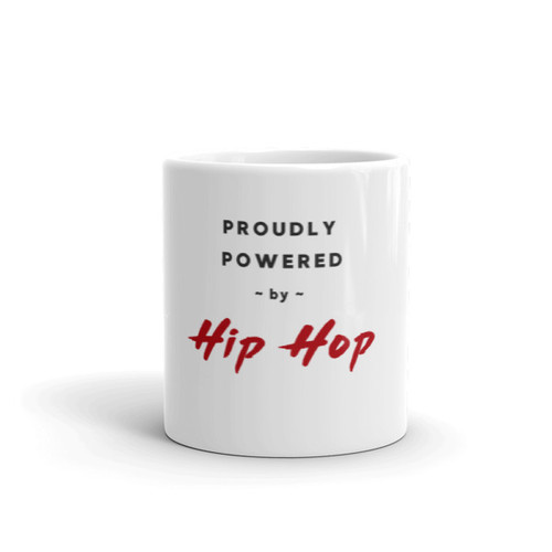 Powered By Hip Hop Mug