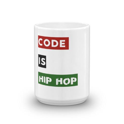 Code is Hip Hop Mug