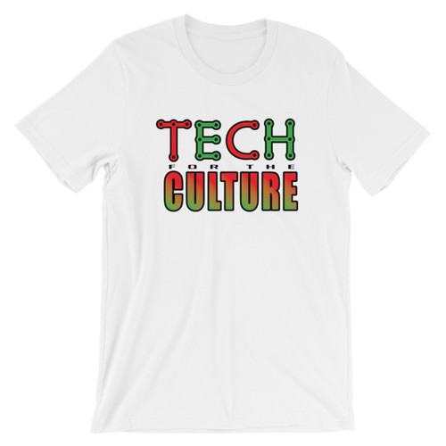 Tech For the Culture Tee