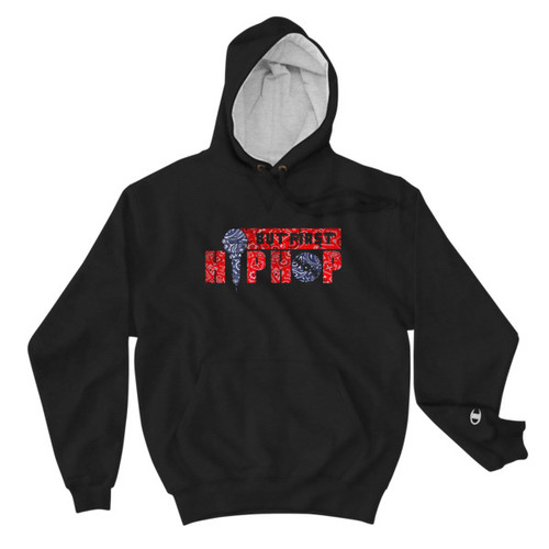 But First Hip hop Champion Hoodie