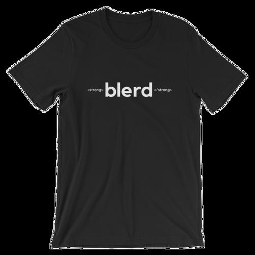 Blerd Game (White Letter Edition)