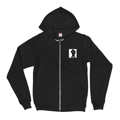 Got Power Zip Hoodie