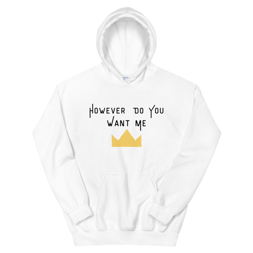 Back 2 Reality Hoodie (Want)