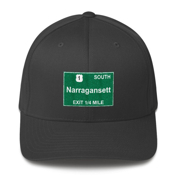 Narragansett Exit Structured Twill Cap