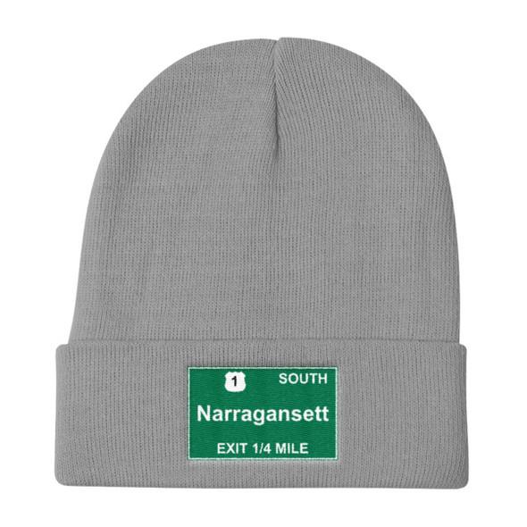 Narragansett Exit Knit Beanie