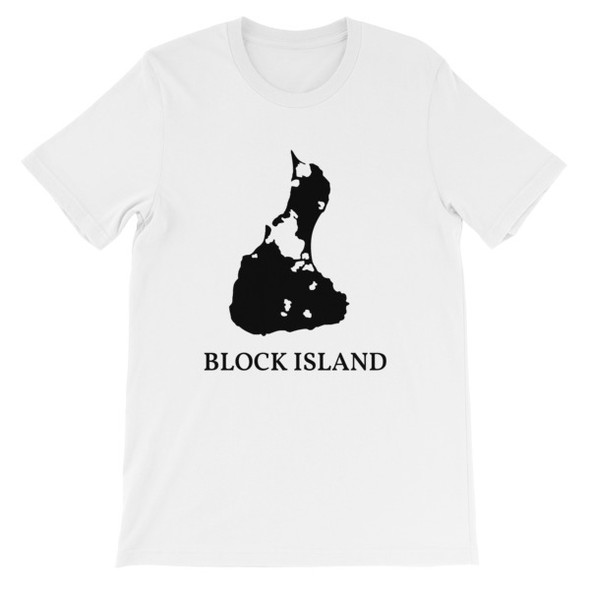 Block Island Short-Sleeve Unisex T-Shirt