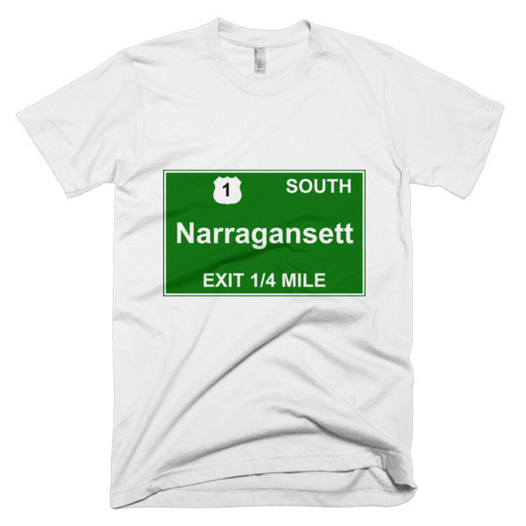Narragansett Exit Short-Sleeve T-Shirt