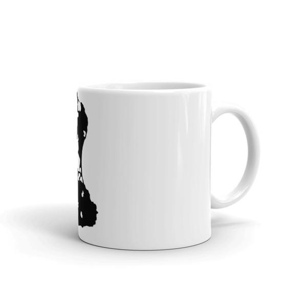 Block Island Black Logo Mug