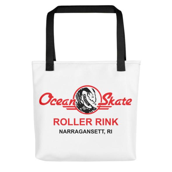 Ocean Skate Roller Rink Tote bag