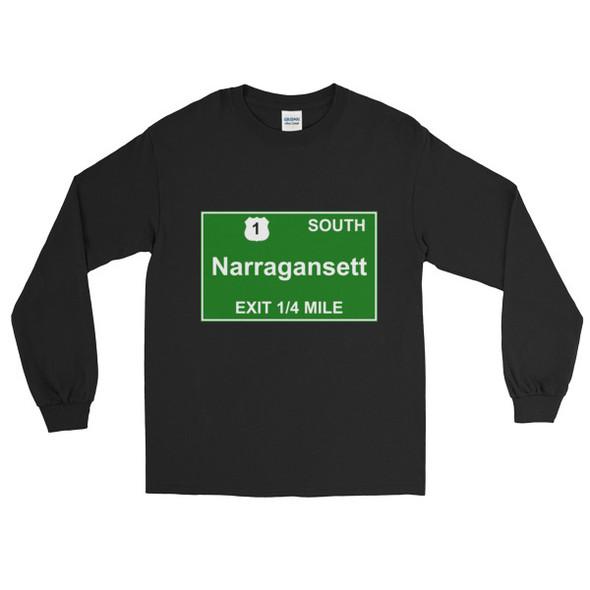 Narragansett Exit Long Sleeve T-Shirt