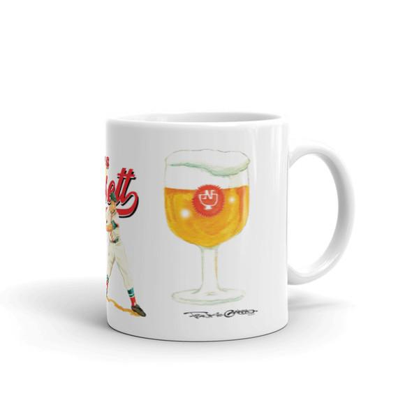 """Have A Gansett"" Mug by Frankie Galasso"