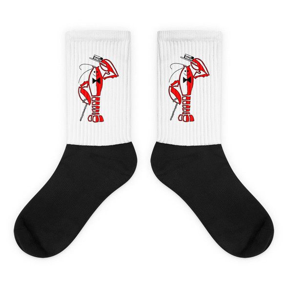 Rocky Lobster Socks