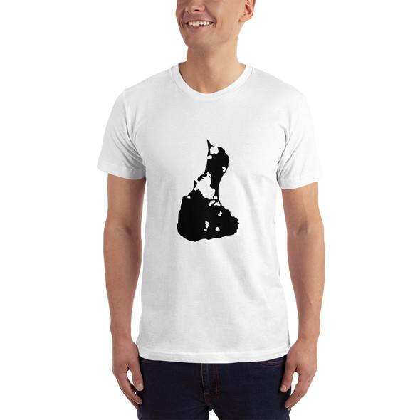Block Island Black Logo T-Shirt