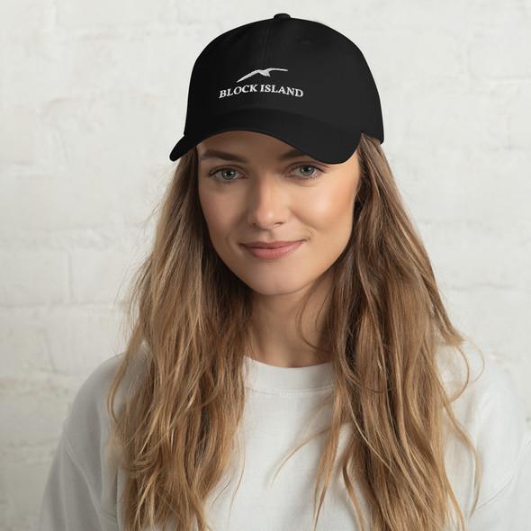 Block Island Gull Dad hat