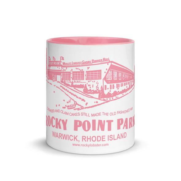 Shore Dinner Hall Pink Mug