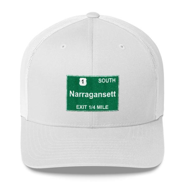 Narragansett Exit Trucker Cap