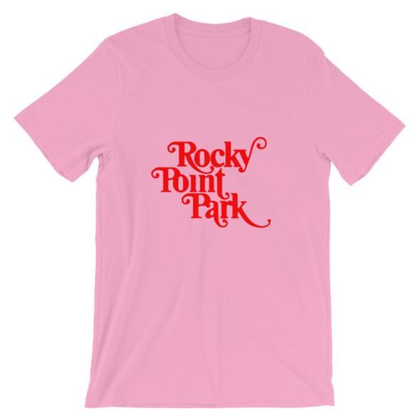 Rocky Point Park Short-Sleeve Unisex T-Shirt