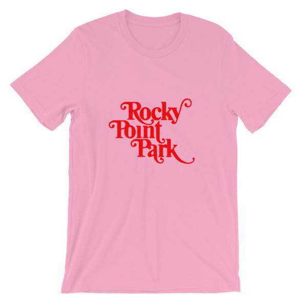 Rocky Point Park Short-Sleeve Unisex T-Shirt