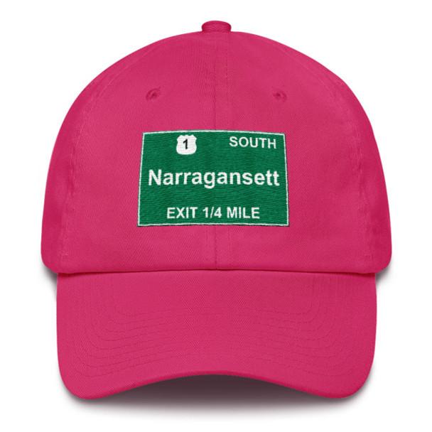 Narragansett Exit Cotton Cap