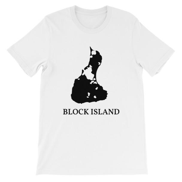 Block Island Short-Sleeve Unisex T-Shirt
