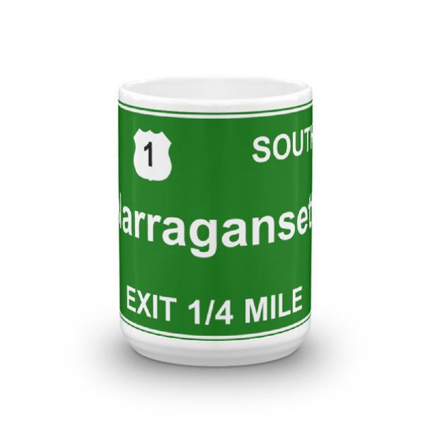 Narragansett Exit Mug