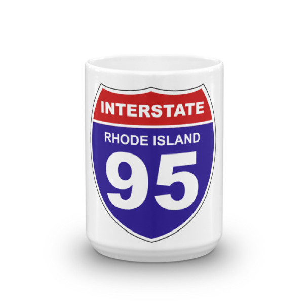 I95 Rhode Island Mug