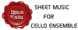 Fine Arrangements for Cello Ensembles