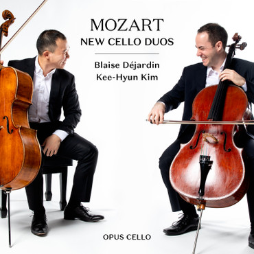 MOZART New Cello Duos Download