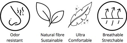 Unearth more about Tani Clothing's superfine Micro Modal Beechwood Eco-friendly Fabric