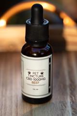 Leanna Organics CBD oil for pets lifestyle