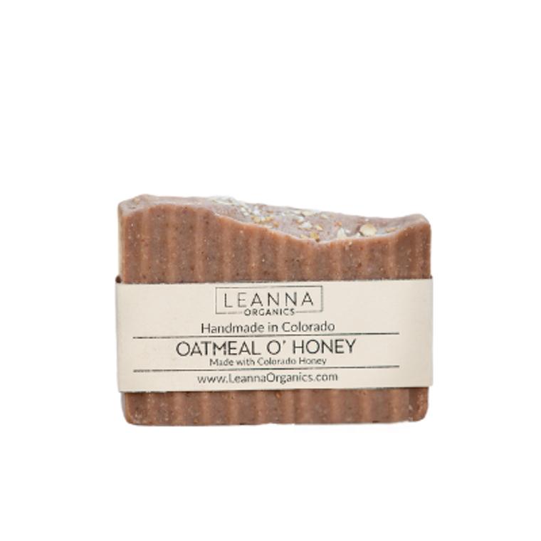 Leanna Organics hemp seed soaps  main