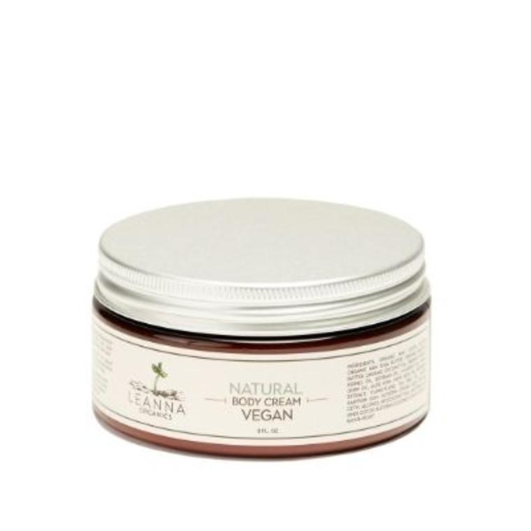hemp seed natural body cream